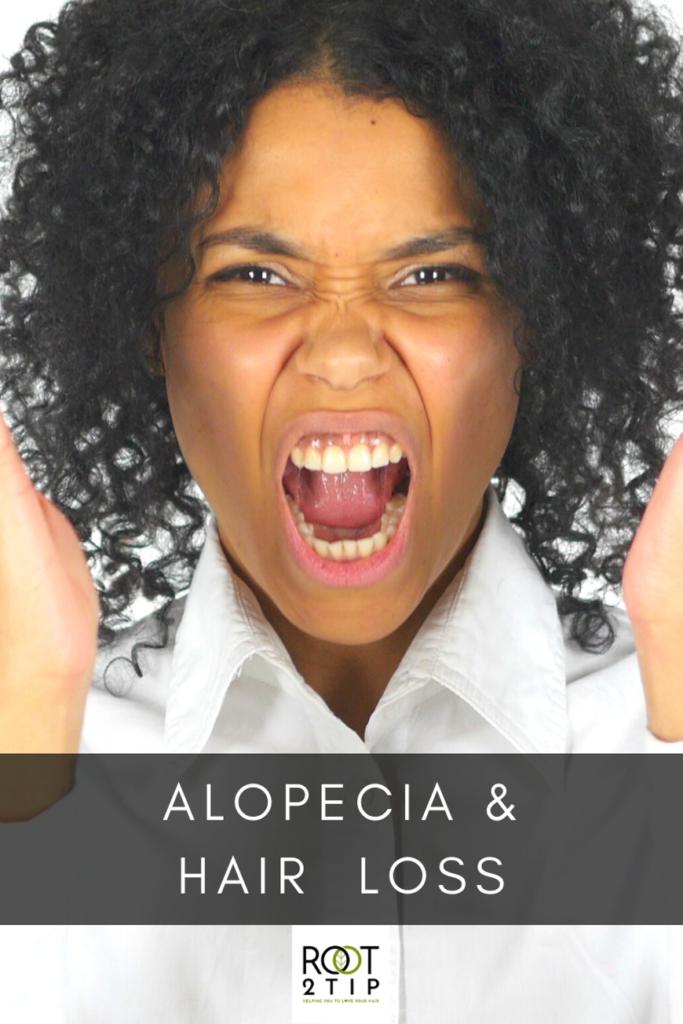 Alopecia and hair loss