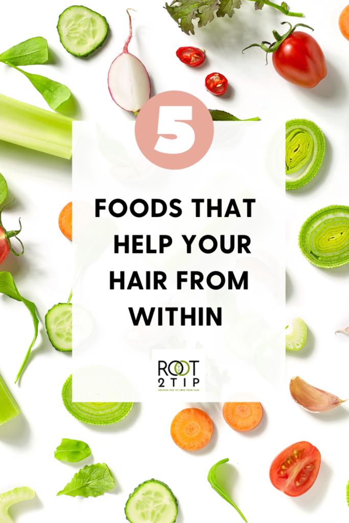 hair growth foods list